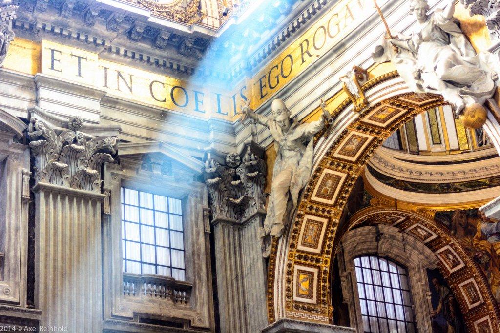Petersdom Rom
