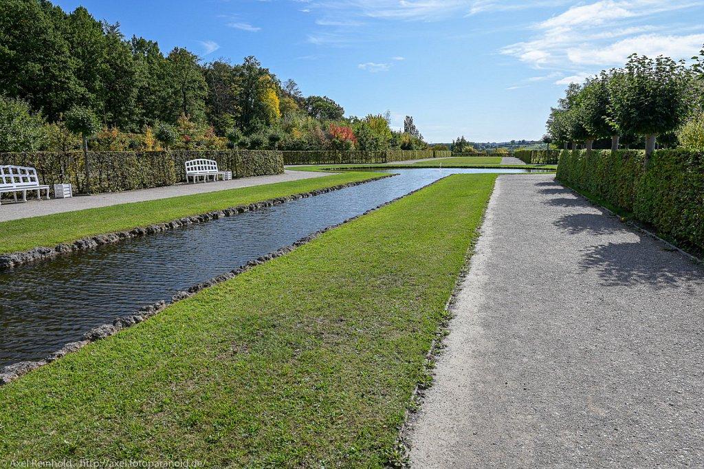 Bayreuth Eremitage